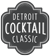Detroit Cocktail Classic Mobile Logo